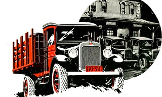 1928 Graham Brothers Trucks