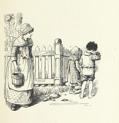 """British Library digitised image from page 223 of """"When Life is Young: a collection of verse for boys and girls"""""""