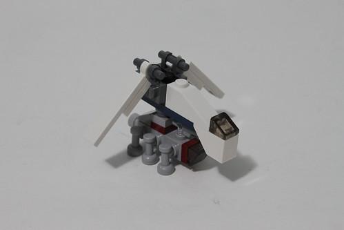 LEGO Star Wars 2013 Advent Calendar (75023) - Day 12 - Republic Dropship