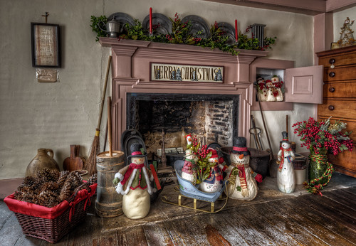 Merry Christmas by Frank C. Grace (Trig Photography)