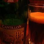 ベルギービール大好き!! カンティヨン・ル・ペペ・フランボワーズ Cantillon Lou Pepe Framboise