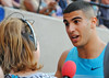 Adam Gemili - Anniversary Games London by Mark Wordy