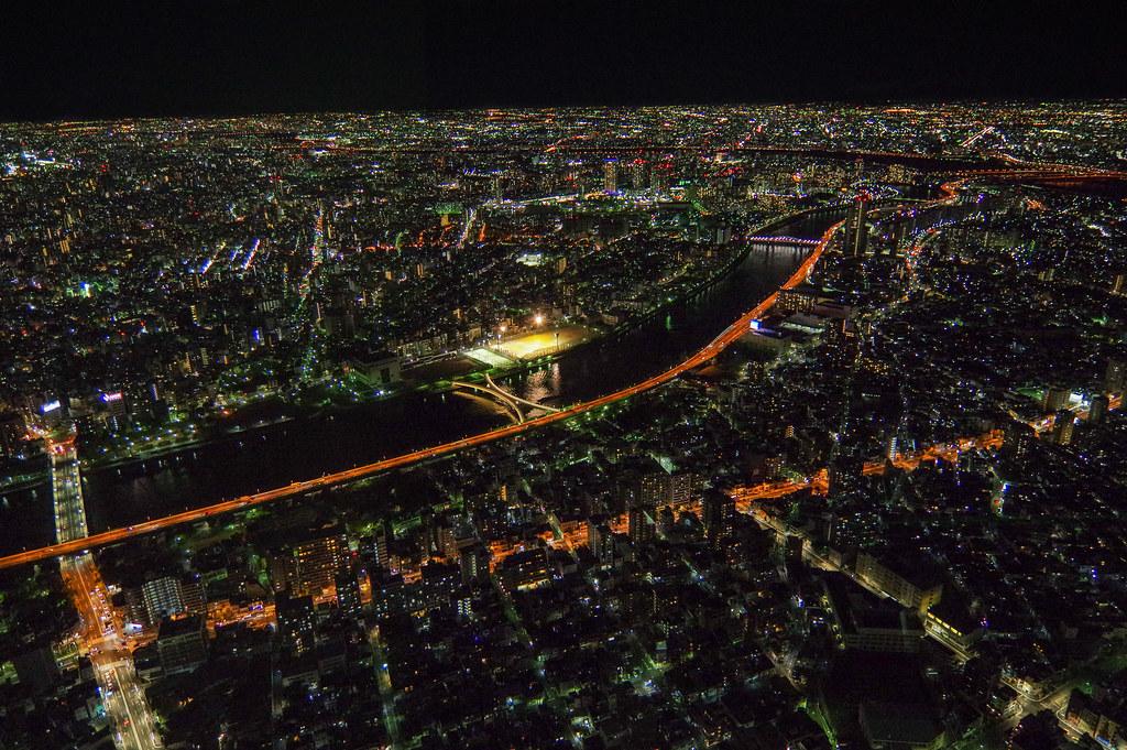 東京,天氣晴