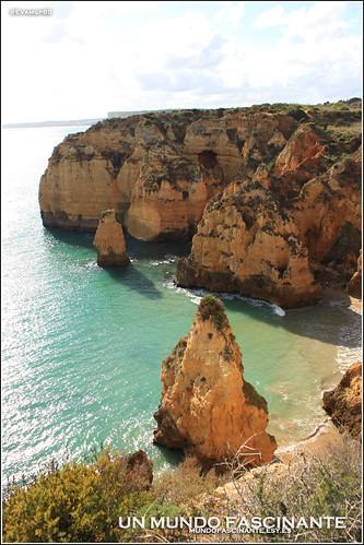 Ponta da Piedade. Algarve 2012