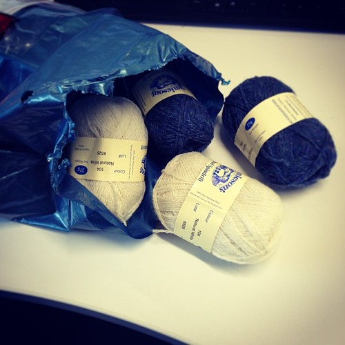 My favourite kind of delivery.  :huffs yarn: