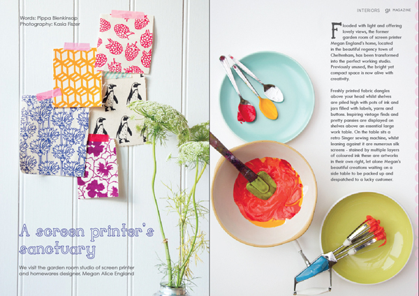 91Magazine Craft Special, January 2014 | Emma Lamb