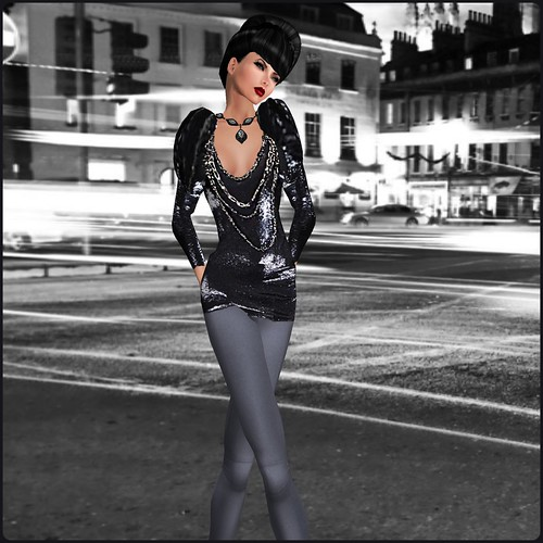 AsHmOoT_AW Coll_Grace 03_Minidress_Black by Orelana resident