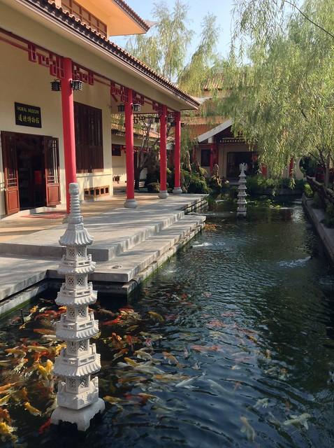 泰国乌隆府泰中文化中心