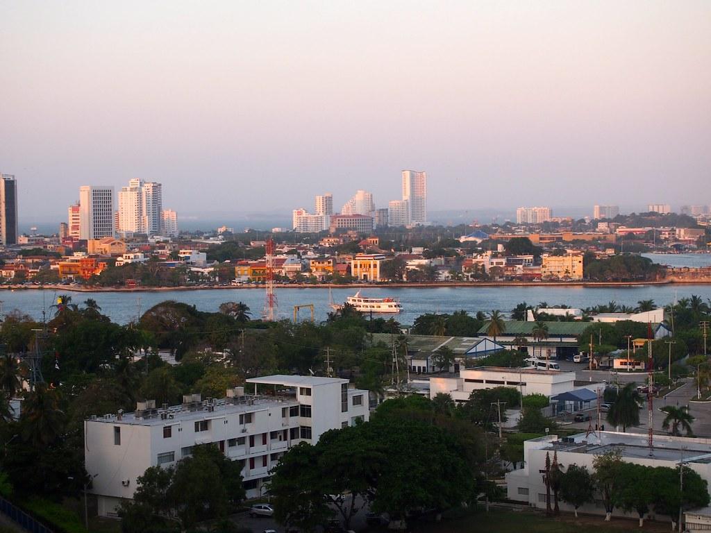 Views from Rocio's Apartment - Cartagena, Colombia