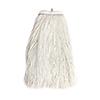 Layflat Rayon Mop Head - White 16oz SMOPLF61116