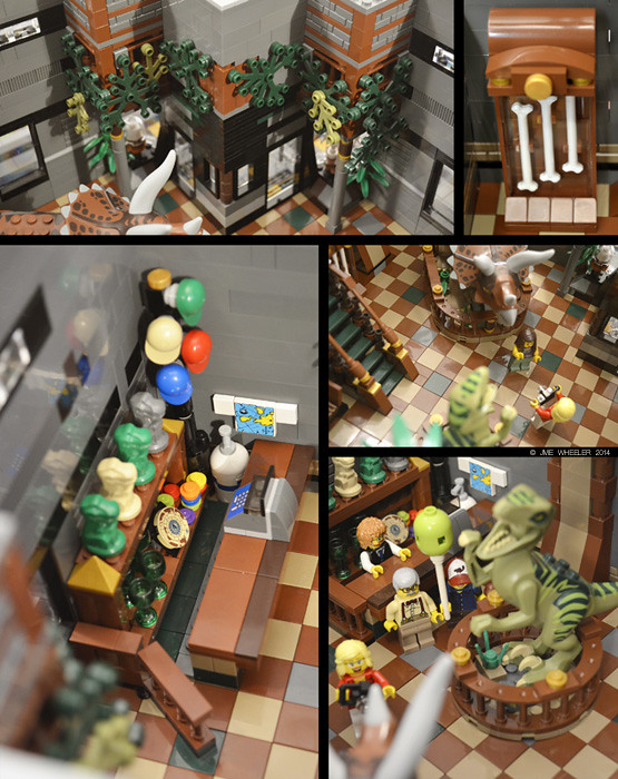 LRMNH 1st Floor Details