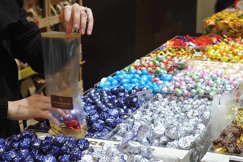 Choosing chocolates