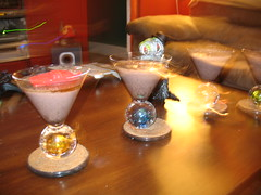 Hedorah Cocktails