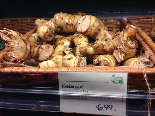 Galangal at whole foods