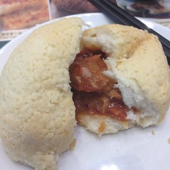 Baked Bun with BBQ Pork @ Tim Ho Wan (Westgate)