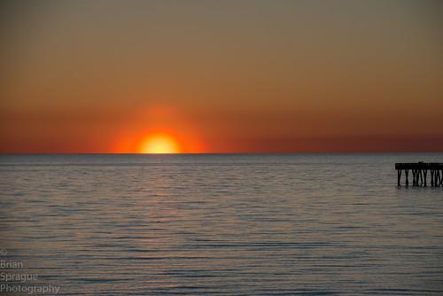 sunset florida panamacitybeachfl gulfofmexicosunset pcbfl pcbsunset panamabeachcityflsunset