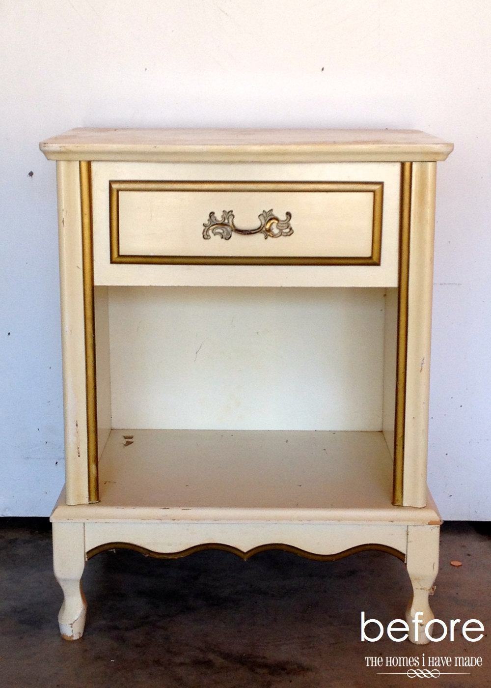 Blue and Gold Nightstand-002