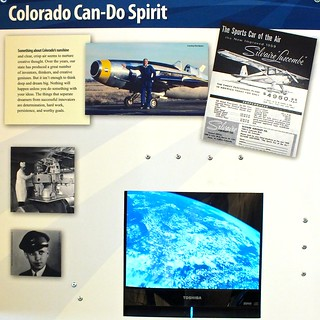 """Colorado Takes Off"" Exhibit"