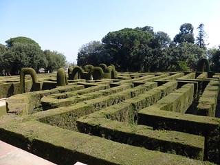 Parque El Laberinto de Horta - Barcelona