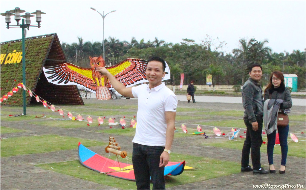 Hoang Phu and the Owl Kite
