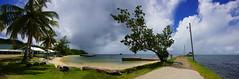 Dock and Beach 20140225-Palau Ngaremlengui Dock