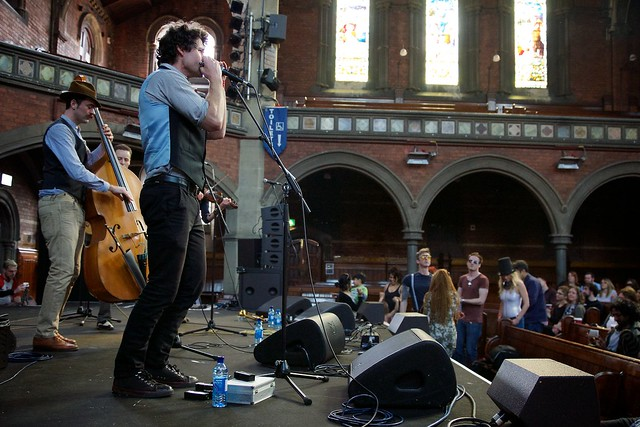 Frankly and the Jacks at Daylight Music - March 29th