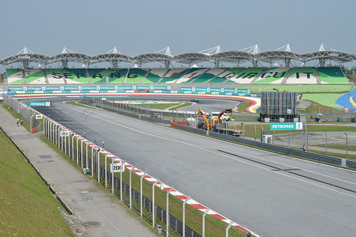 Sepang International Track