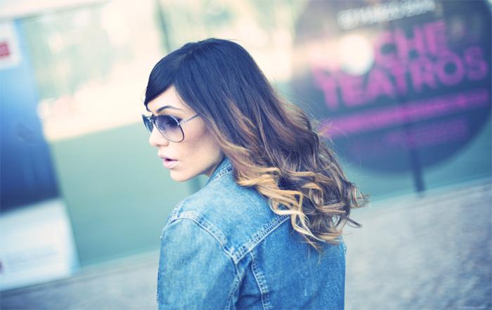 street style barbara crespo navy denim sheinside sheinsider fashion blogger outfit blog de moda