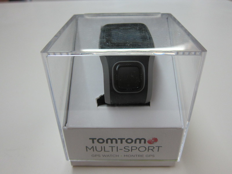 TomTom Multi-Sport GPS Watch - Box Front
