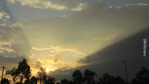 Pôr do Sol em Itu-SP