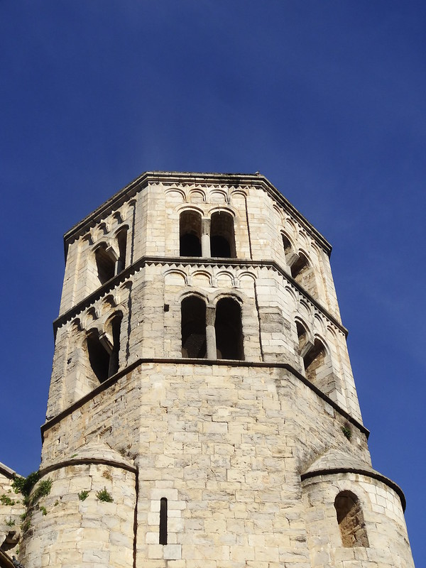 Bell Tower, Sant Pere Galigants