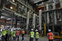 Inside Torrens Island Power Station