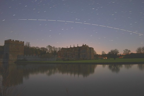 ISS + Broughton Castle