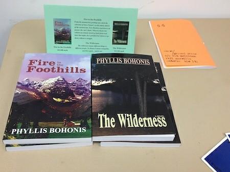 murder mysteries by Phyllis Bohonis