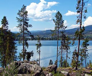 In a Blue Mood, Grand Lake, CO 2012