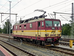 371 001-9 ČD 'Lucka' Dresden Hbf 27.07.10