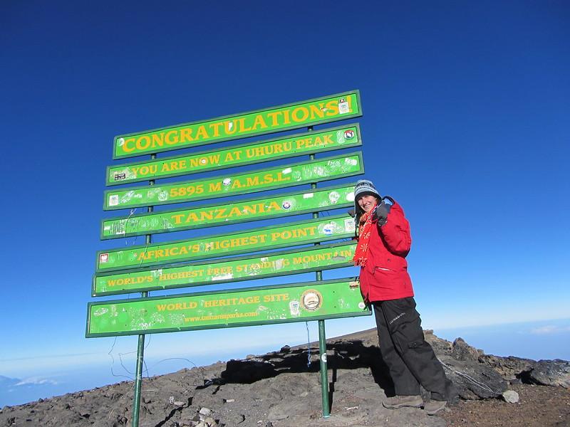 Mt Kilimanjaro in Tanzania - tips for preventing altitude sickness