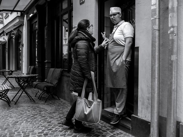 The italian Chef, Panasonic DMC-GX7, LUMIX G VARIO 14-42/F3.5-5.6 II