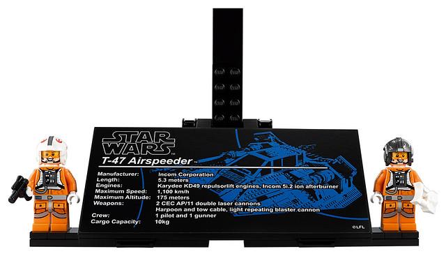 75144 UCS Snowspeeder 9