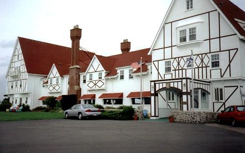 novascotia capebretonisland kelticlodge restaurant hotel 35mmfilm 35mm