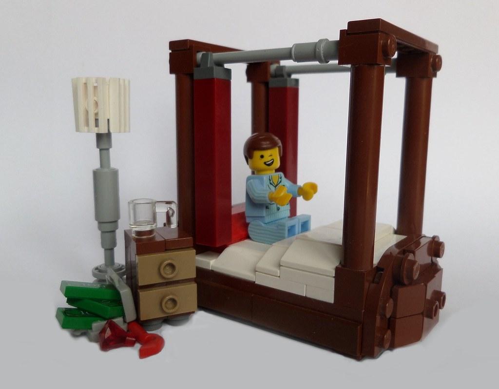 Sleepwalker (custom built Lego model)