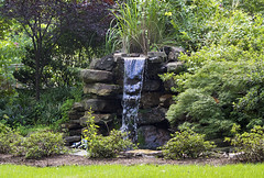Memphis Zoo 08-31-2016 - Waterfall 1