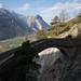 Hoochi Brigga (Hohe Brücke, between Getwing and Erschmatt VS) by Toni_V