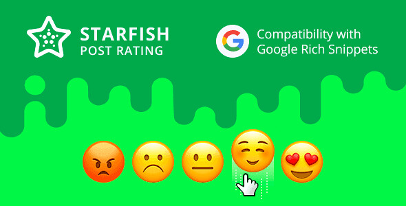 Strafish Post Rating WordPress Plugin free download