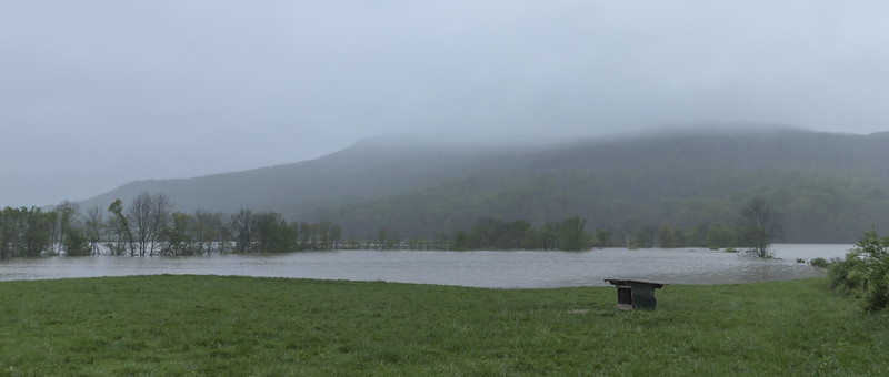 Grassy Cove flooding, Cumberland County, Tennessee 2