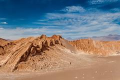 Valle de la Muerte (Death Valley) - Atacama Desert, Chile