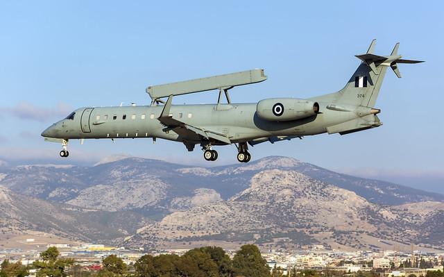 Elefis Air Base, Greece, November 23rd-24th 2016