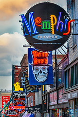Beale Street Neon