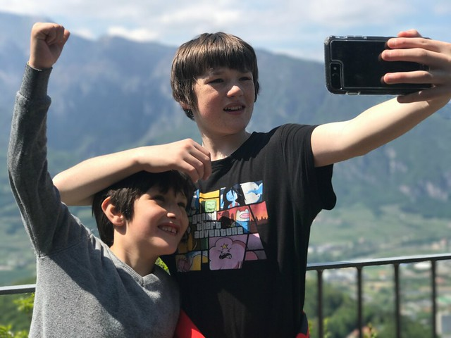 Bindisi Selfie 1