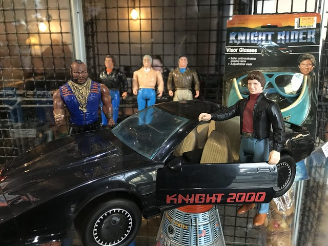 Knight Rider and A-Team Join forces